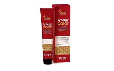 SYNERGY Permanent Hair Color Cream 100ml (Ammonia free & PPD free)